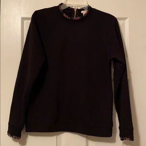 J-Crew Holiday Pullover
